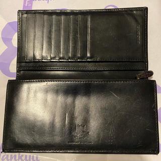 ホワイトハウスコックス(WHITEHOUSE COX)の革財布【Whitehouse cox】(長財布)