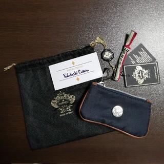 オロビアンコ(Orobianco)の【新品】オロビアンコ小銭入れ付き キーケース(キーケース)