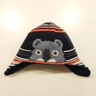 コロンビア(Columbia)のコロンビア Columbia キッズ ニット帽 アニマル柄 動物柄(帽子)