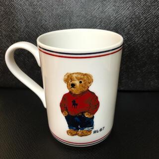 ポロラルフローレン(POLO RALPH LAUREN)の🧸ポロベア🧸 マグカップ (グラス/カップ)