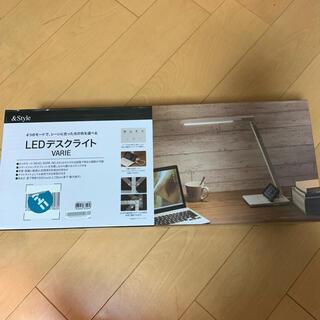 ニトリ(ニトリ)のニトリ LEDデスクライト 新品未使用(テーブルスタンド)