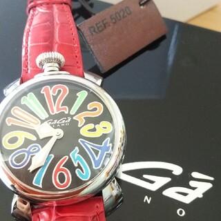 ガガミラノ(GaGa MILANO)のガガミラノ腕時計 MANUALE 40mm (腕時計(アナログ))