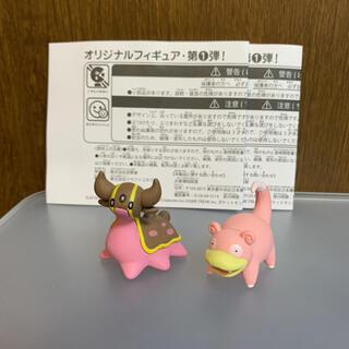 吉野家 ポケモン オリジナルフィギュア ヤドン&トリトドンセット!