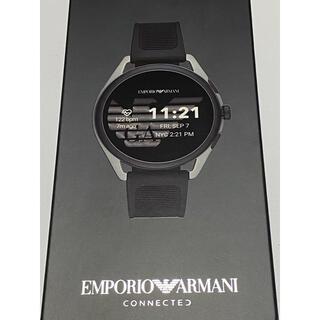 エンポリオアルマーニ(Emporio Armani)のエンポリオアルマーニ コネクテッド スマートウォッチ(腕時計(デジタル))