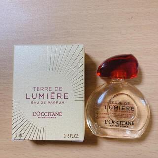 ロクシタン(L'OCCITANE)のロクシタン テールドルミエール オードパルファム 5ml ミニ 香水(香水(女性用))
