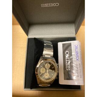 セイコー(SEIKO)のSEIKO x nano universe 時計(腕時計(アナログ))