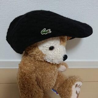 ラコステ(LACOSTE)のラコステ ハンチング帽(ハンチング/ベレー帽)