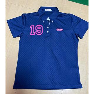【送料込み】スリクソン ポロシャツ Lサイズ
