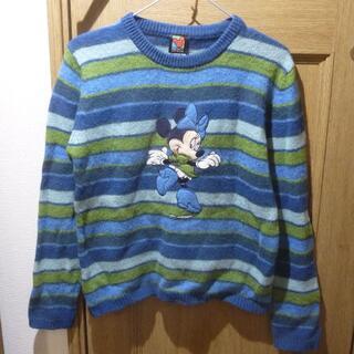 ディズニー(Disney)のディズニー ミニーちゃんのセーター サイズM (699)(ニット/セーター)
