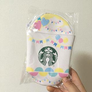 スターバックスコーヒー(Starbucks Coffee)のスターバックス☆新品未使用!ペンシルケース(ペンケース/筆箱)