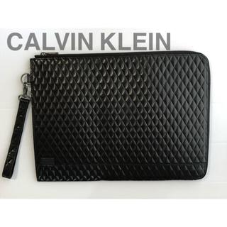 カルバンクライン(Calvin Klein)のCALVIN KLEIN クラッチバッグ(セカンドバッグ/クラッチバッグ)