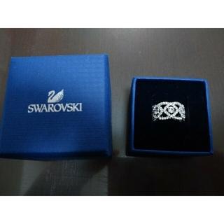 SWAROVSKI - SWAROVSKI スワロフスキー リング 指輪