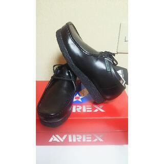 アヴィレックス(AVIREX)のAVIREX ワラビーショートブーツ 26㎝(ブーツ)