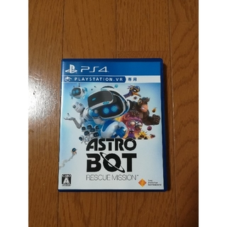 プレイステーションヴィーアール(PlayStation VR)のASTRO BOT RESCUE MISSION(家庭用ゲームソフト)
