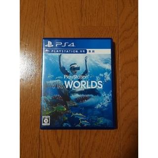 プレイステーションヴィーアール(PlayStation VR)のPlayStationVR WORLDS(家庭用ゲームソフト)