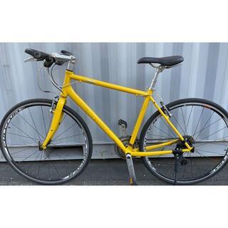 ジャイアント(Giant)のGIANT ESCARE R3-レモン(自転車本体)