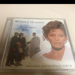 海外版 ホイットニー・ヒューストン 天使の贈り物 サウンドトラック(映画音楽)