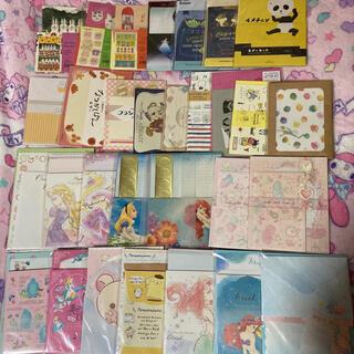 ディズニー(Disney)のレターセット 詰め合わせ 30組 2(カード/レター/ラッピング)