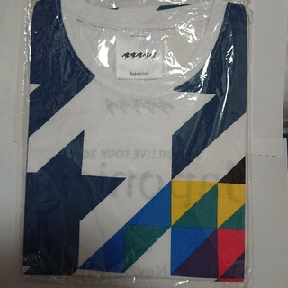 アラシ(嵐)の【新品未開封】嵐 Japonism Tシャツ(アイドルグッズ)
