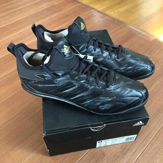 アディダス(adidas)のアディダス 野球 ポイントスパイク ブラック(シューズ)