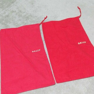 バリー(Bally)のBALLY 保存袋 巾着袋(ショップ袋)