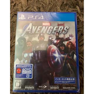 マーベル(MARVEL)の【新品未開封】Marvel's Avengers(アベンジャーズ) PS4(家庭用ゲームソフト)