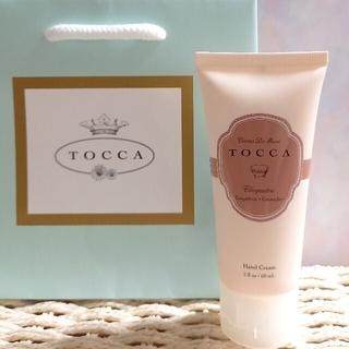 トッカ(TOCCA)の【新品未使用】トッカ⭐ハンドクリーム⭐クレオパトラ60mL(ハンドクリーム)