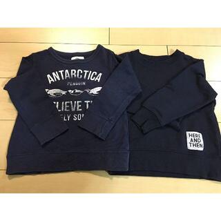 ジーンズベー(jeans-b)の110cm JEANS-b 2nd b-room トレーナー(Tシャツ/カットソー)