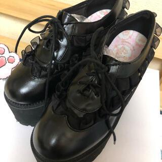 ロジータ(ROJITA)のROJITA 厚底靴(ローファー/革靴)