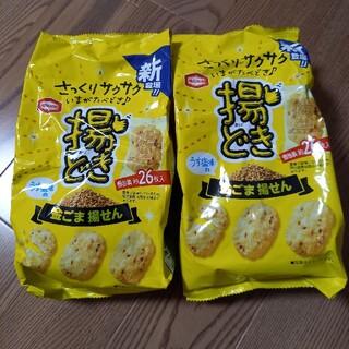 カメダセイカ(亀田製菓)のさっくりサクサク いまがたべどき 亀田製菓(菓子/デザート)
