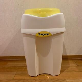 コンビ(combi)のコンビ ニオイ・クルルンポイ 紙おむつ処理ポット(紙おむつ用ゴミ箱)