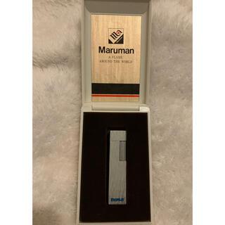 マルマン(Maruman)のMaruman フジテレビ ロゴ ライター ガス式 非売品(タバコグッズ)
