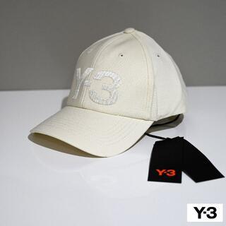 ワイスリー(Y-3)の新品 2020AW Y-3 CLASSIC LOGO CAP オフホワイト(キャップ)