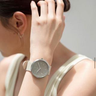ビューティアンドユースユナイテッドアローズ(BEAUTY&YOUTH UNITED ARROWS)のSMOKE GREEN OFFWHITE 40mmマヴェンウォッチズ(腕時計)