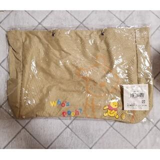 クマノプーサン(くまのプーさん)の【新品未使用!!】くまのプーさん ビッグトートバッグ(トートバッグ)