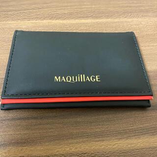 MAQuillAGE - MAQuillAGE あぶらとり紙入れ