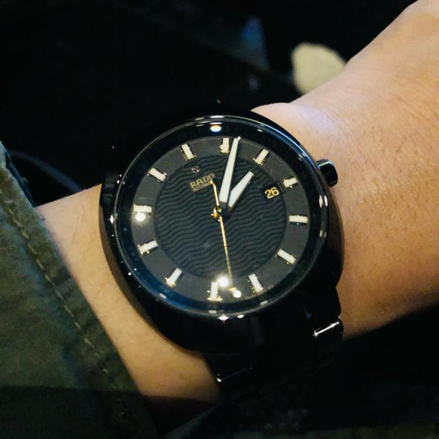 RADO(ラドー)のラドー RADO ダイヤスター D-STAR 自動巻き  メンズの時計(腕時計(アナログ))の商品写真