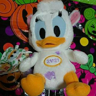 デイジー(Daisy)の2021 ディズニーリゾート デイジー 干支 ぬいぐるみ(うし)(ぬいぐるみ)
