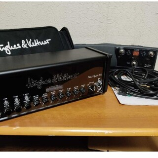 Hughes&Kettner Black spirit200 fsm-432(ギターアンプ)