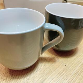 アクタス(ACTUS)のstelton マグカップ(収納/キッチン雑貨)
