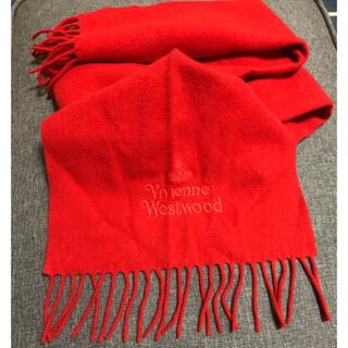 ヴィヴィアンウエストウッド(Vivienne Westwood)のヴィヴィアンウエストウッド マフラー(マフラー)