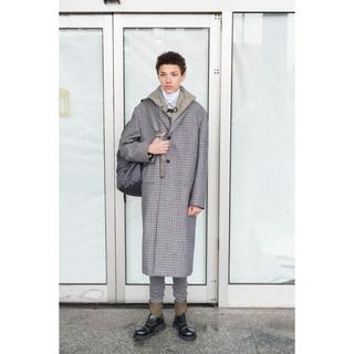 ジルサンダー(Jil Sander)のjil sander 18aw check coat(チェスターコート)
