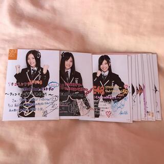 エスケーイーフォーティーエイト(SKE48)の【即購入可】SKE48 AKB48 生写真 まとめ売り セット リクエストアワー(アイドルグッズ)