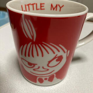 リトルミー(Little Me)のリトルミイ マグカップ(グラス/カップ)