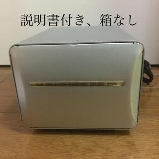 カシムラ(Kashimura)のカシムラ変圧器1500VA / Kashimura(変圧器/アダプター)