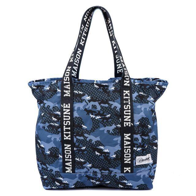 MAISON KITSUNE'(メゾンキツネ)のEASTPAK MaisonKitsune イーストパック メゾンキツネ バッグ メンズのバッグ(トートバッグ)の商品写真