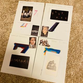 ボウダンショウネンダン(防弾少年団(BTS))のbts  アルバムセット(アイドルグッズ)