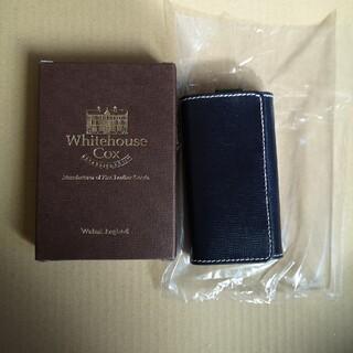 ホワイトハウスコックス(WHITEHOUSE COX)のホワイトハウスコックス キーケース(キーケース)