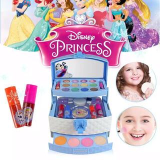 Disney - ディズニーアナと雪エルサ キッズメイクセット
