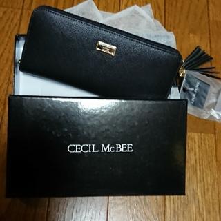 セシルマクビー(CECIL McBEE)のCECIL McBEE長財布新品(財布)